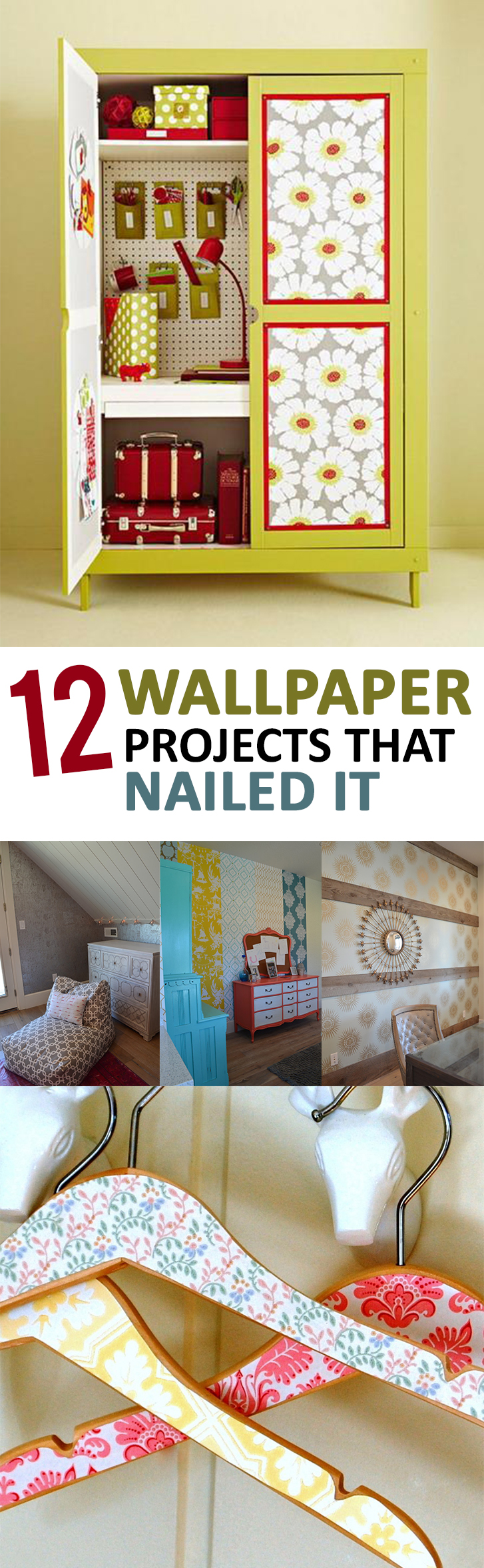 12 Wallpaper Projects That Nailed It