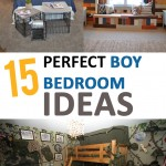 15 Perfect Boy Bedroom Ideas