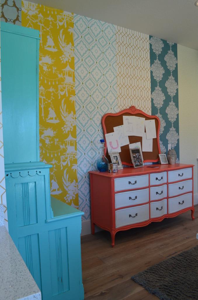 Creative Wallpaper Home Decor Creations