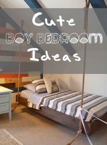 cute boy or girl room ideas