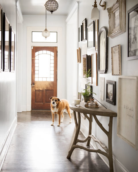 Entry welcome on pinterest entryway entry ways and hooks - Country cottage hallways ...