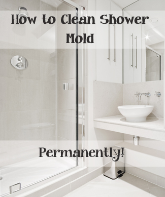The best way to clean shower mold permanently - Getting rid of black mold in bathroom ...