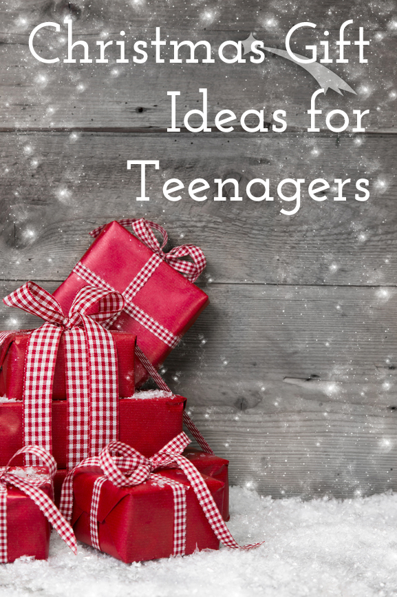 Christmas Gift Ideas for Teenagers – Sunlit Spaces | DIY ...