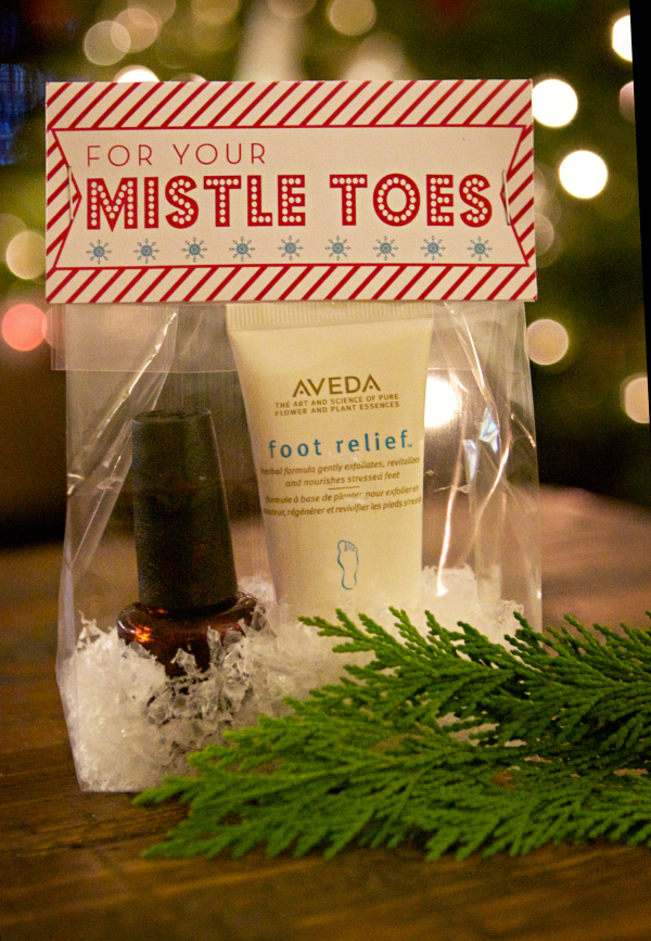 Neighbor gift ideas- These are so cute!