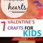 7 Valentine's Crafts for Kids