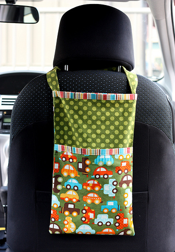 Car Seat Toy Holder : Brilliant car hacks for moms page of picky stitch
