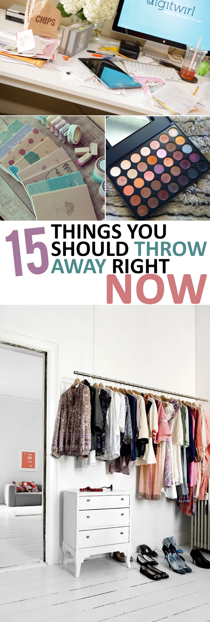 15-things-you-should-throw-away-right-now