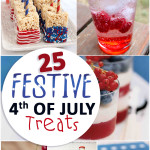 25 Festive 4th of July Treats