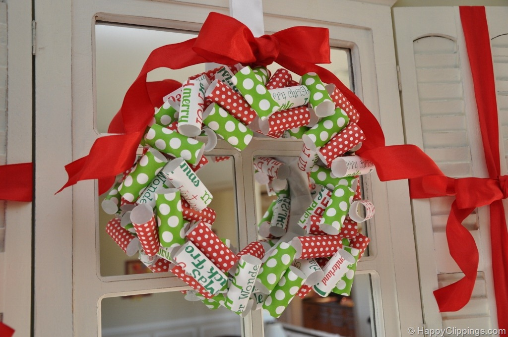 15 amazing homemade christmas wreath ideas page 2 of 16 for Amazing wreaths