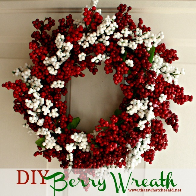 15 amazing homemade christmas wreath ideas page 4 of 16 for Amazing wreaths