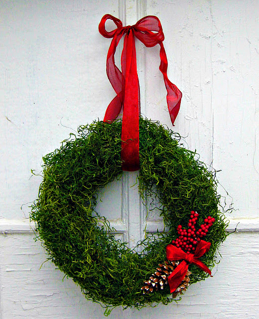 15 amazing homemade christmas wreath ideas page 8 of 16 for Amazing wreaths