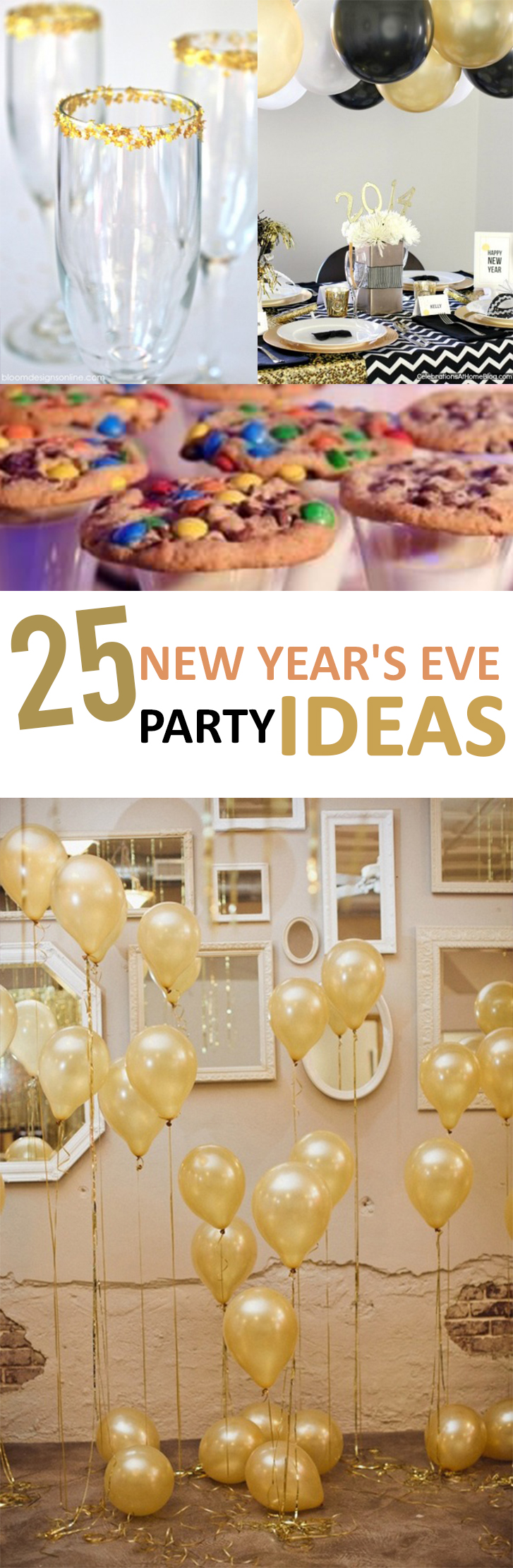 25 New Year's Eve Party Ideas - Page 2 of 26
