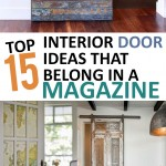 Interior design, interior design hacks, door projects, DIY projects, popular pin, home improvement, DIY home decor.