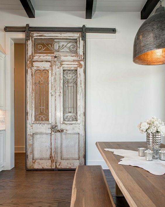 Astonishing Old Wood Door Projects Pictures - Ideas house design ...