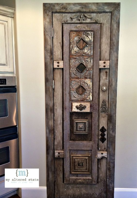 Top 15 interior door projects that belong in a magazine for Diy interior door designs