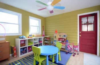 15 Genius Ways to Create the Perfect Playroom11