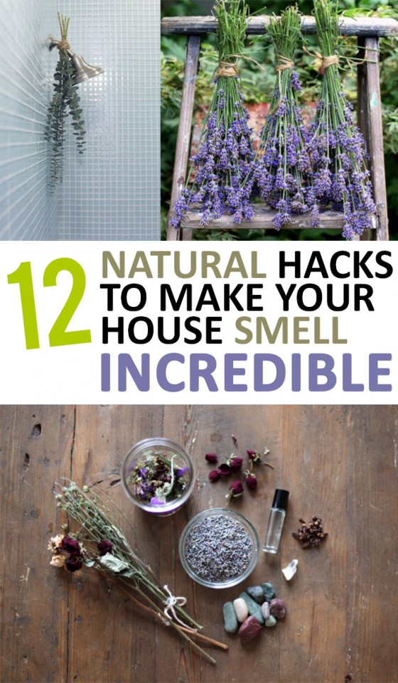 12 Natural Hacks to Make Your House Smell Incredible
