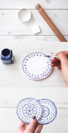 20 Creative Ways to DIY Coasters