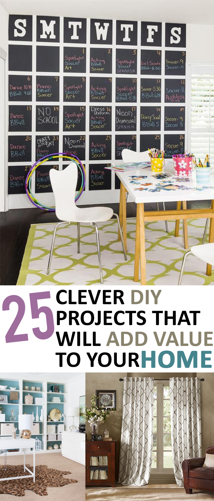 DIY projects, clever DIYs, popular pin, clever projects, DIY, DIY home, organization, DIY organization, clever projects.