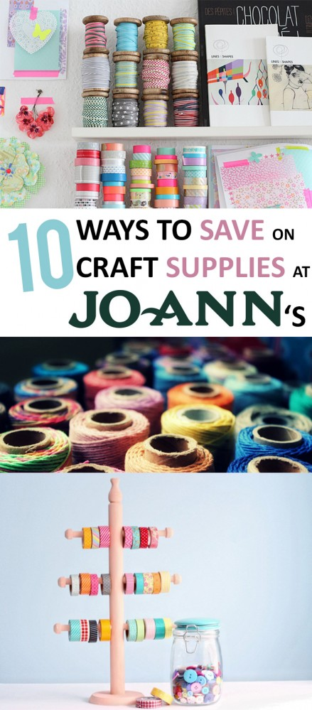10 Ways to Save on Craft Supplies at Joanns6 (1)