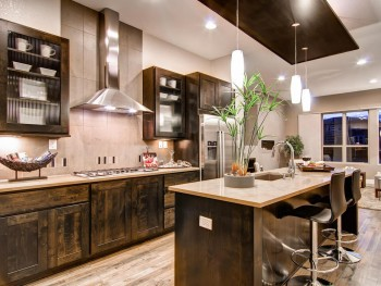 15 Beautiful Kitchen Cabinets10