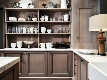 15 Beautiful Kitchen Cabinets11