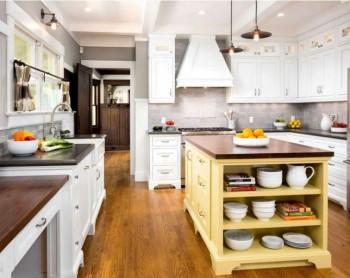 15 Beautiful Kitchen Cabinets8