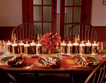 15 DIYs Perfect for Your Thanksgiving Table11