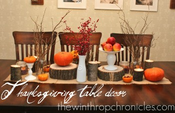 15 DIYs Perfect for Your Thanksgiving Table14