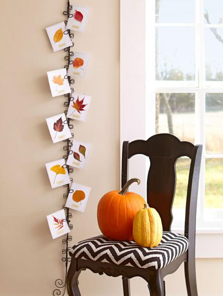 15 Ways to Decorate for Fall {From Dollar Tree}10