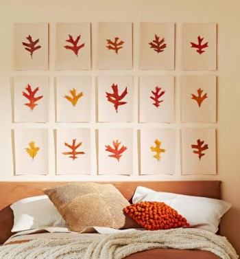 15 Ways to Decorate for Fall {From Dollar Tree}15