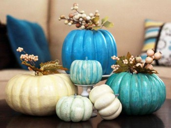 15 Ways to Decorate for Fall {From Dollar Tree}5