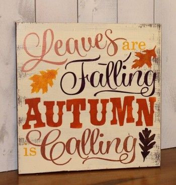 15 Ways to Decorate for Fall {From Dollar Tree}6