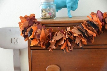 15 Ways to Decorate for Fall {From Dollar Tree}8
