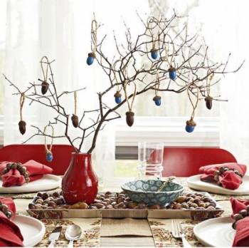 20 DIY Thanksgiving Decorations2