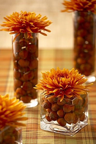 20 DIY Thanksgiving Decorations3