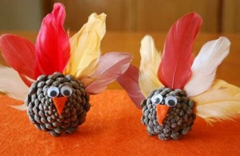 20 DIY Thanksgiving Decorations4