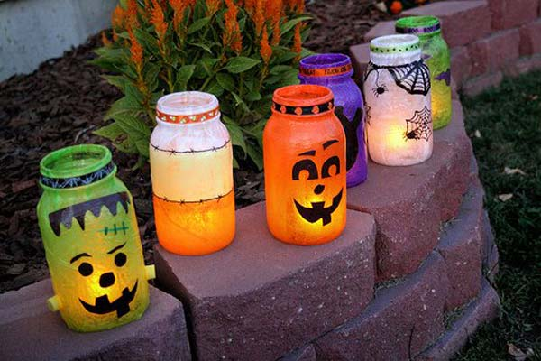 20 Ways to DIY Halloween