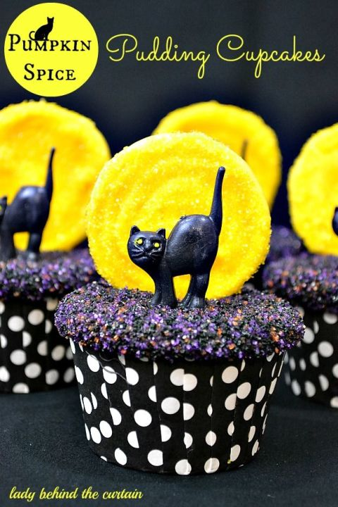 20 Yummy Halloween Cupcake Recipes15