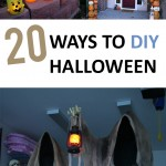 Halloween, DIY Halloween, spooky decorations, DIY Halloween decor, popular pin, fall holiday, fall decorations.