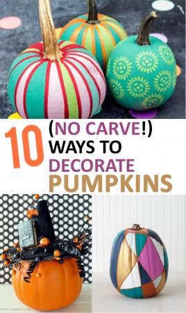 10-no-carve-ways-to-decorate-pumpkins