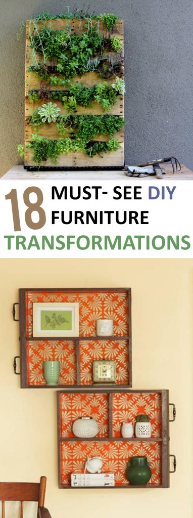 18 must see diy furniture transformations for Diy furniture transformations