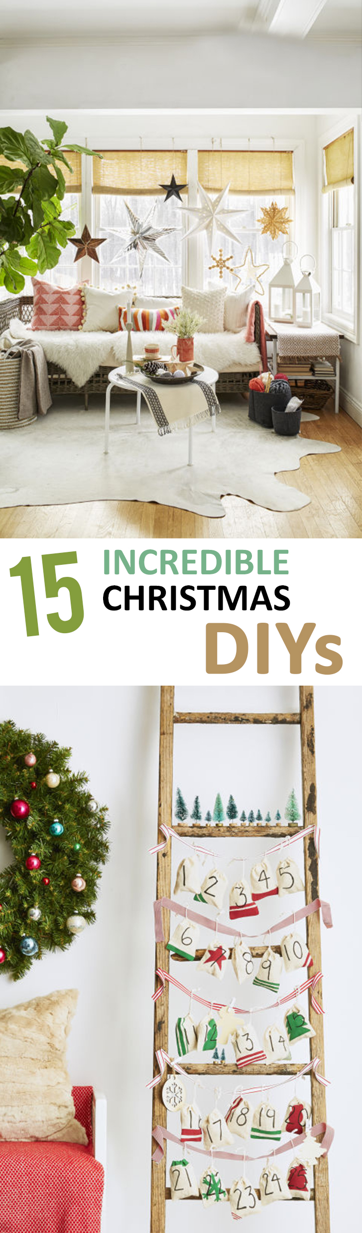 Christmas DIY Projects, DIY Projects, Christmas Hacks, Christmas Decor, Christmas Decorating Tips and Tricks, Popular Pin, DIY projects, DIY Home Decor, DIY Holiday Decor