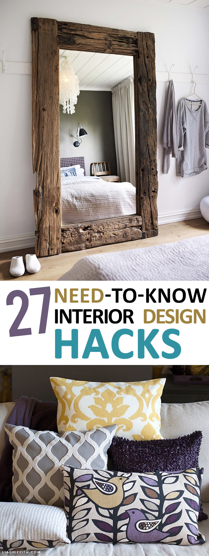 Interior Design, Interior Design Hacks, Home Design, Home Decor, DIY Home Decor, Easy DIYs, Interior Design Tips, Popular Pin, Design Hacks