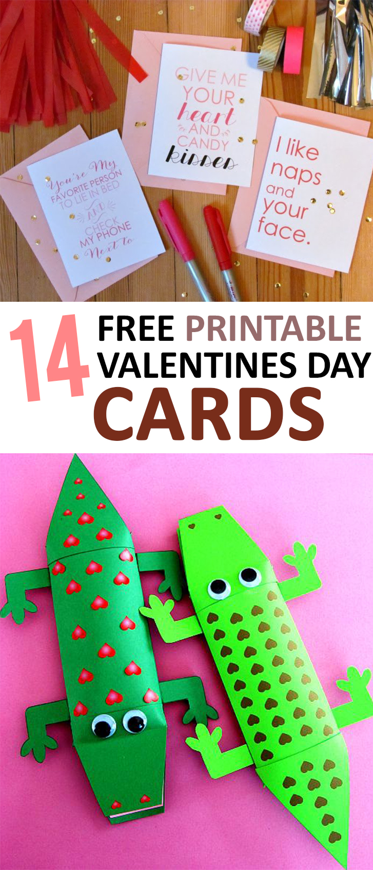 Printable Valentines Day Cards, Valentines Day Card Ideas, Free Valentines Day Ideas, Printable Valentines Day Cards, Free Valentines Day Printables, Valentines Day Classroom Ideas, Classroom Party Ideas, Holiday Treat Ideas