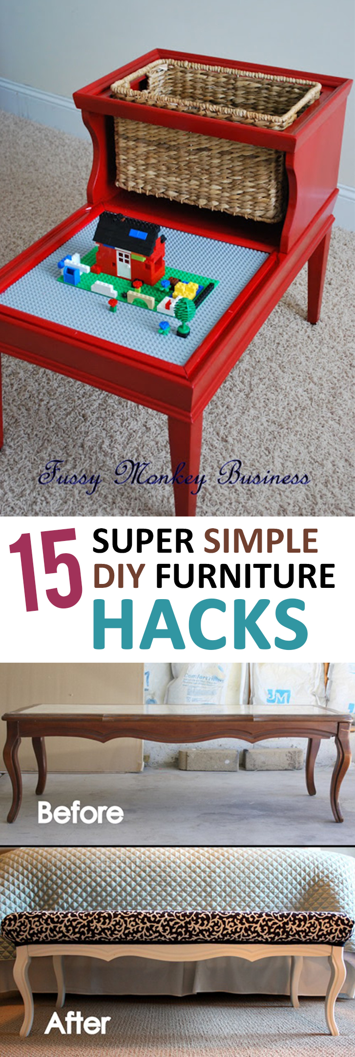 DIY Furniture, DIY Furniture Hacks, DIY Furniture Tips And Tricks, Furniture,  Homemade