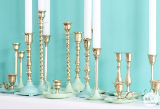 18 Illuminating DIY Candle Holders3