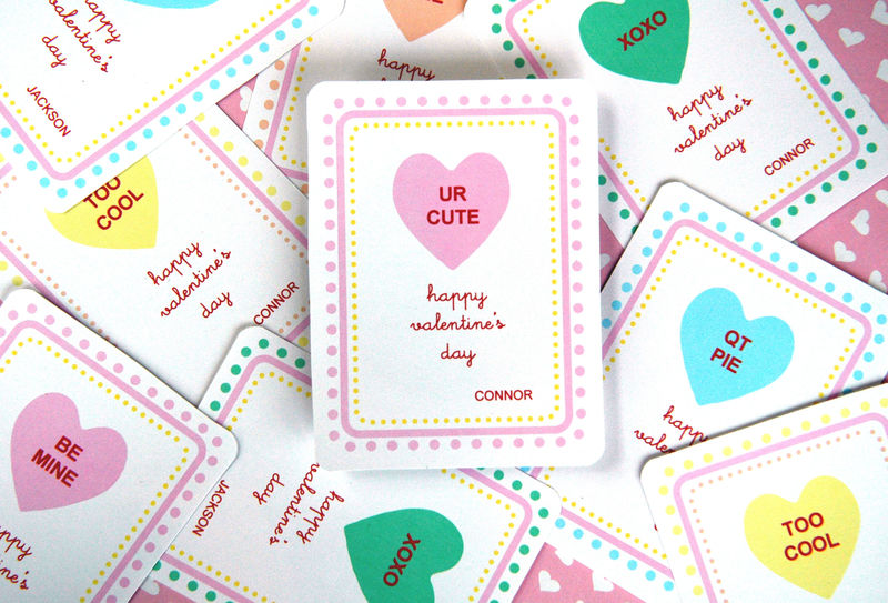 14 free printable valentines day cards