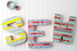 18 Fun Washi Tape Crafts2
