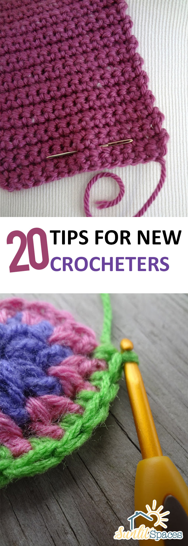 Crochet Tips, Crocheting Tips, How to Crochet, Learn How to Crochet, Crochet for Beginners, Craft, Crafting Tips and Tricks, Crafting Hacks, Easy Craft Tips, Crafting Hacks, Popular Pin